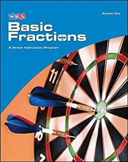 Corrective Mathematics Basic Fractions, Additional Answer Key (Distar Arithmetic Series) by McGraw-Hill Education (2005-10-01)