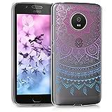 kwmobile Case kompatibel mit Motorola Moto G5 - Hülle