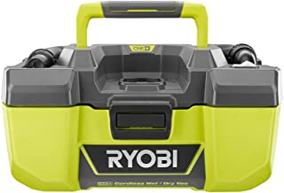 RYOBI 18-Volt ONE+ 3 Gal Project Wet/Dry Vacuum and Blower with Accessory Storage (Tool-Only- Battery and Charger NOT incl...