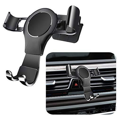 LUNQIN Car Phone Holder for 2016-2021 BMW 7 Series Sedan 730Li 740Li 750Li G11 G12 Auto Accessories Navigation Bracket Interior Decoration Mobile Cell Phone Mount