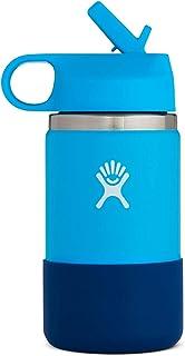 Hydro Flask Kids Water Bottle 354 ml (12 oz), Stainless Steel & Vacuum Insulatedo, Pacific