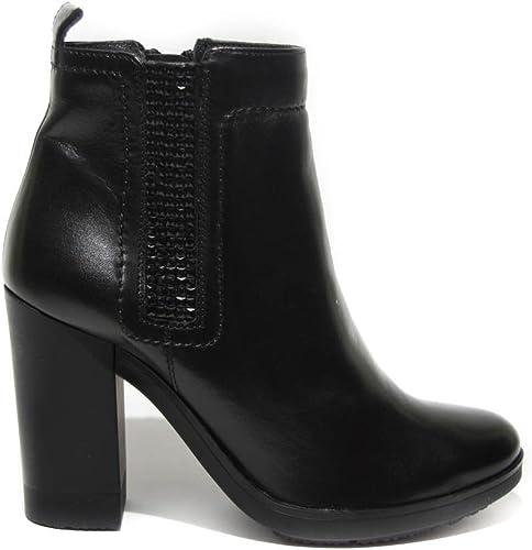 Carmens 0000234 - Stiefel para damen, Farbe schwarz