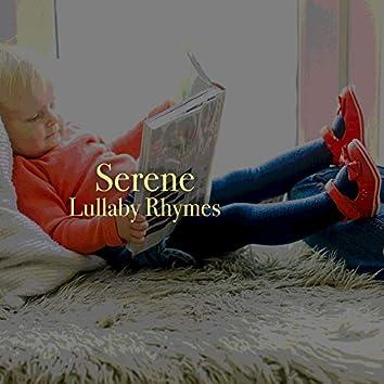 # 1 A 2019 Album: Serene Lullaby Rhymes