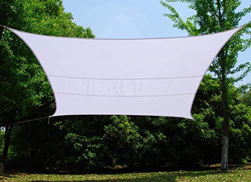 Velours tapijt, 5 x 5 cm, polyester, wit