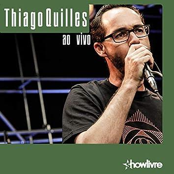 Thiago Quilles no Estúdio Showlivre (Ao Vivo)