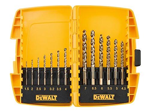 DeWalt DT7920B-QZ  Metallbohrerset (13-teilig) in Minisafe-Zubehörbox