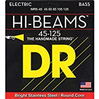 DR ベース弦 5弦 HI-BEAM ステンレス .045-.125 MR5-45