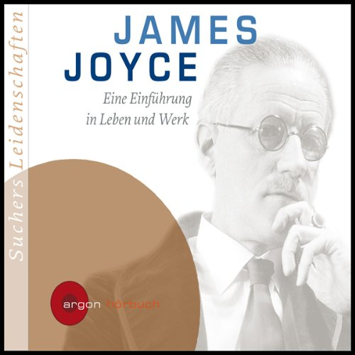 James Joyce. Eine Einführung in Leben und Werk audiobook cover art