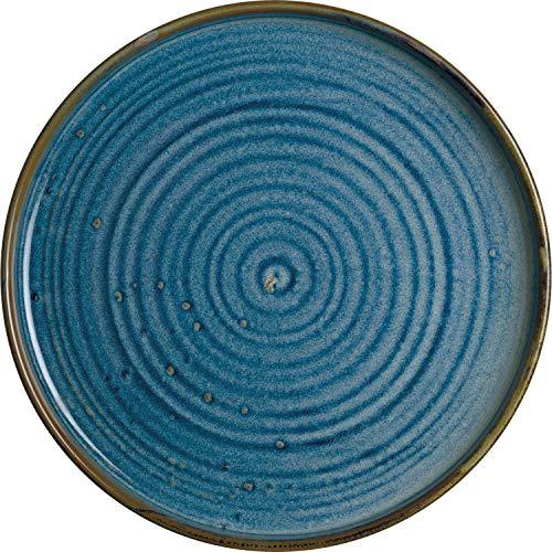 »Royal blue« Teller flach, ø: 210 mm