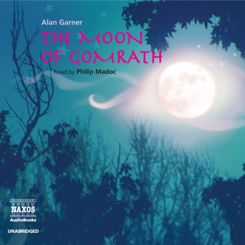 The Moon of Gomrath audiobook cover art