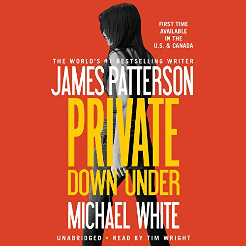 Private Down Under audiobook cover art
