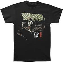 Korn Men's Miss Sunshine 2010 Tour T-Shirt Black