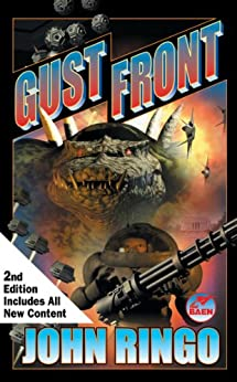 Gust Front, Second Edition (Legacy of the Aldenata Book 2) by [John Ringo]
