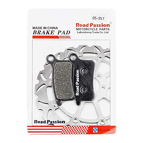 "Road Passion Pastilla de freno para SX 85 (17""/14"" wheels) 11 F/SX 85 (19""/16"" wheels) 03-10 F&R/SX 85 (19""/16"" wheels) 11 F"