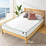 Zinus 10 Inch Tight Top Spring Mattress/Innerspring Mattress/CertiPUR-US Certified/Mattress-in-a-Box, Queen