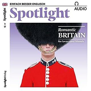 Spotlight Audio - Romantic Britain. 2/2017 Titelbild