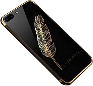 581da77c6c7 Funda iPhone 7 Plus,iPhone 8 Plus Espejo Funda Carcasas,Uposao Thin Fit  Funda