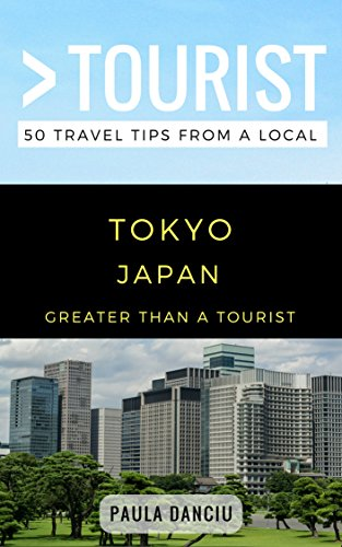Download Greater Than a Tourist- Tokyo Japan: 50 Travel Tips from a Local (English Edition) B07CSXYPFW
