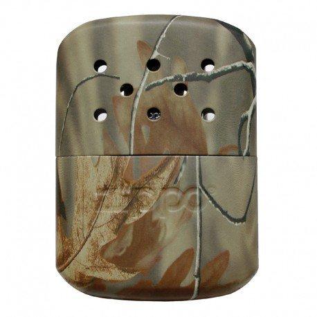 Zippo Calentador de Manos Reutilizables (2-Pack, Real de árboles)