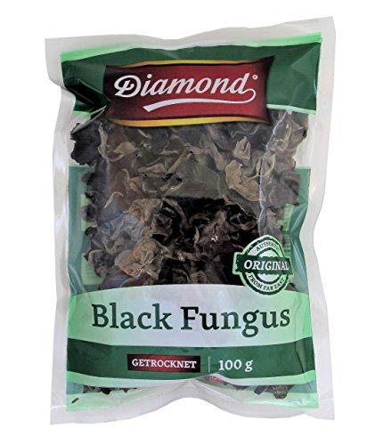 Diamond Black Fungus Mu-Err Pilze 100g aus China
