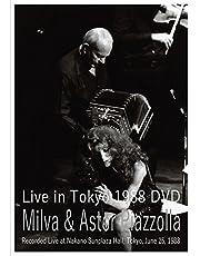 Milva & Astor Piazzolla [DVD]
