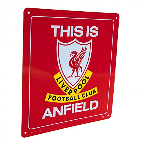 Liverpool F.C. This is Anfield Sign