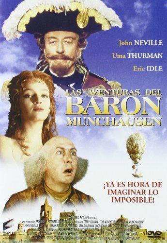 Aventuras Del Baron Münchausse [DVD]