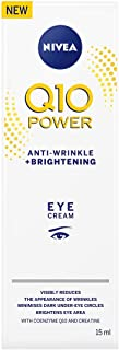 Nivea Q10 Power Anti-Wrinkle + Brightening Eye Cream 15 ml / 0.5 fl oz