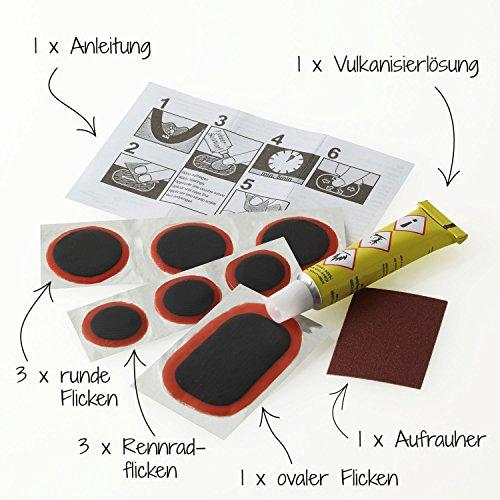Fischer Flickbox für Schläuche, 9-Teilig - 4