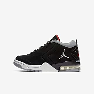 Jordan Youth Big Fund Leather Synthetic Trainers