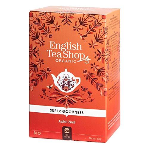 English Tea Shop - Apfel Zimt, BIO, 20 Teebeutel - (DE-Version)