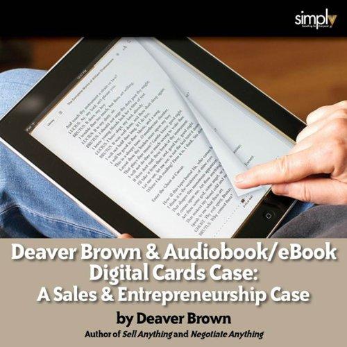 Deaver Brown & Audiobook - eBook Digital Card Case cover art
