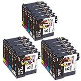AUBEN Compatible 29XL Cartuchos de Tinta con XP-255 XP-245 XP-342 XP-442 XP-235 XP-257 XP-345 XP-332 XP-247 XP-445 XP-432 XP-335 XP-435 XP-352 XP-355 XP-455 (6 Negro, 3 Cian, 3 Magenta, 3 Amarillo)