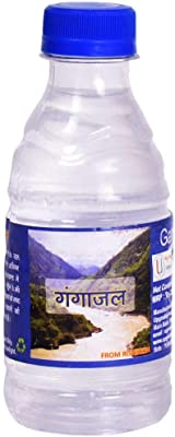 Upgrading India Holy Gangajal for Puja in 200 ml