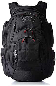 Ogio Gambit 17 Backpack Black 20 H x 12.5 W x 11 D