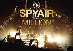 Spyair - Spyair Tour 2013 Million (2DVDS) [Japan DVD] AIBL-9290