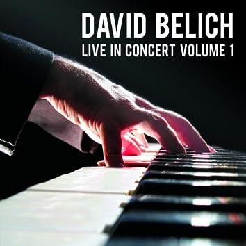 Live in Concert, Vol. 1