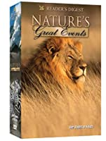 Nature's Great Events [DVD] [Import]