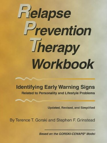 Relapse Prevention Therapy Workbook: Identifying Early Warning Sign Related to Personality and Lifestyle Problems