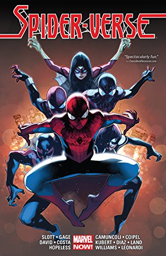 Spider-Verse (Spider-Verse (2014)) (English Edition)の詳細を見る
