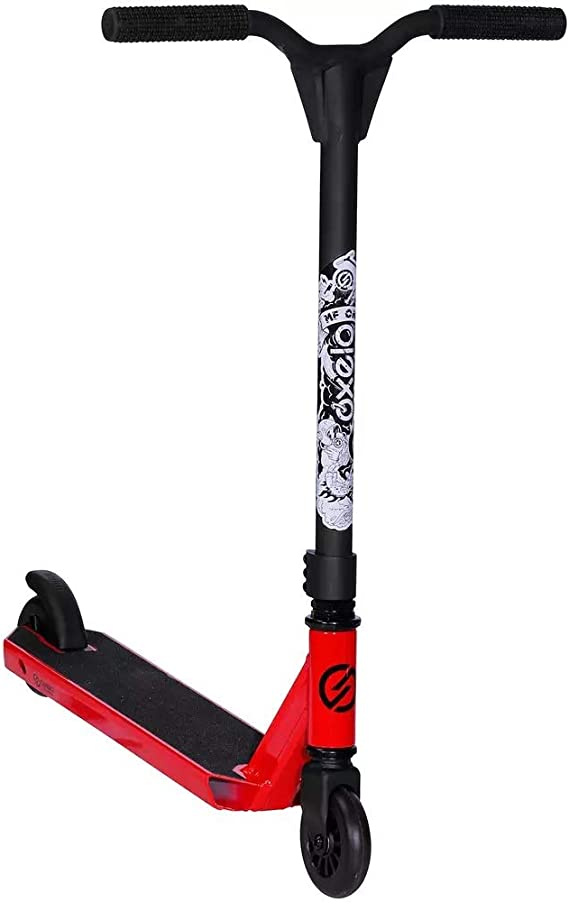 Oxelo Freestyle - Patinete MF One Red - a partir de 6 años ...
