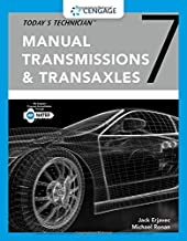 Today's Technician: Manual Transmissions and Transaxles Classroom Manual and Shop Manual