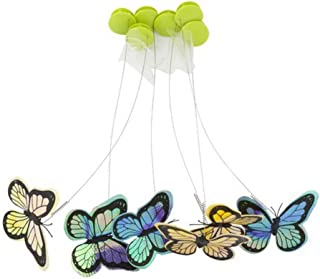 All for Paws Interactive Cat Butterfly Toy with Two Replacement Spinner Butterflies Toy