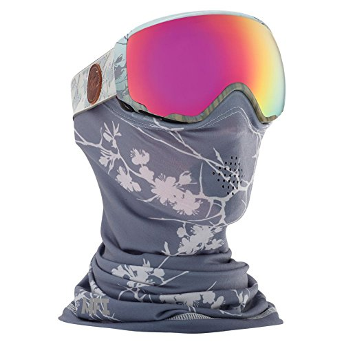 Burton Damen Snowboardbrille WM1 MFI, Blossom/Pink Sq, One Size