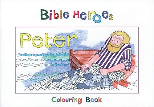 Bible Heroes Peter (Bible Art)