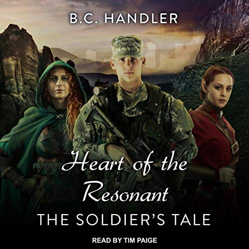 The Soldier's Tale audiobook cover art