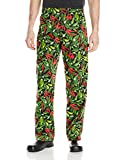 Dickies Men's Plus Size The Cargo Collection Chef Pant, Chili Pepper, X-Small