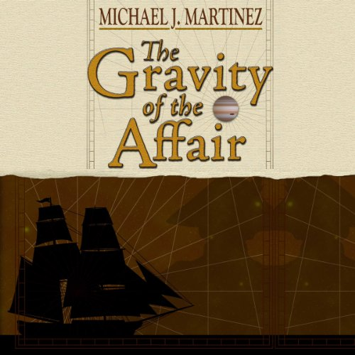The Gravity of the Affair audiobook cover art
