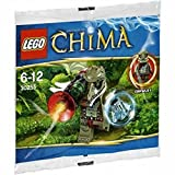 LEGO Set 30255 Chima Crawley Polybag