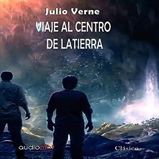 Viaje al centro de la tierra [Journey to the Center of the Earth] cover art